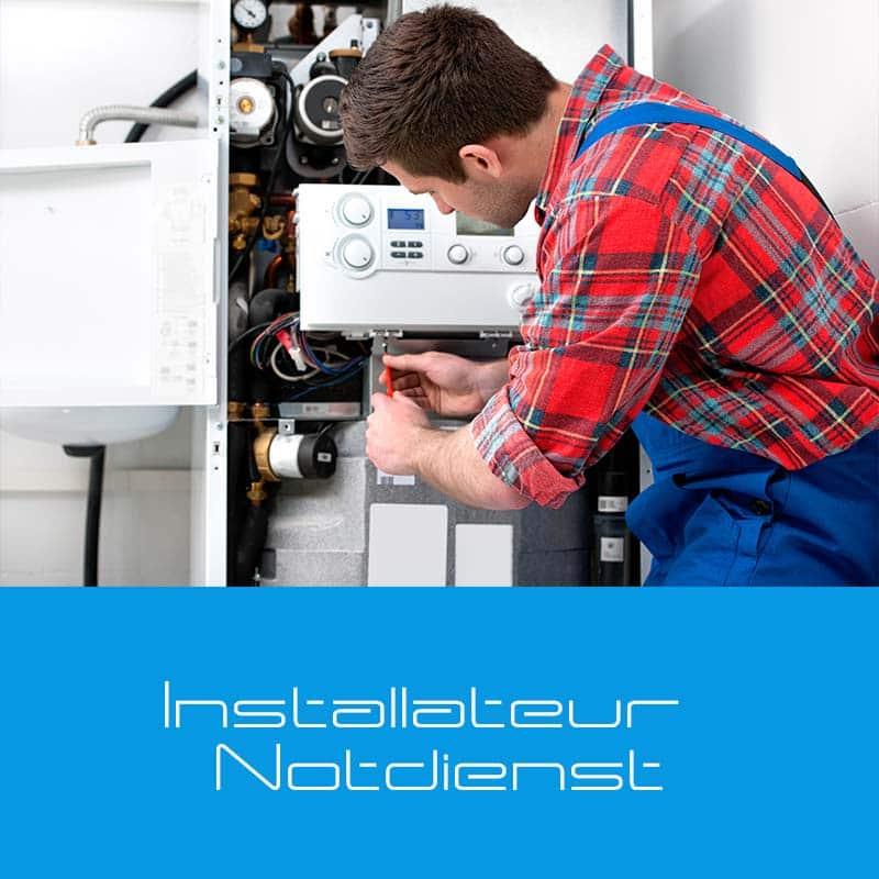 installateur notdienst