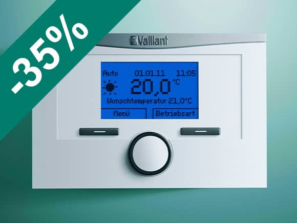 Vaillant Thermostat calorMatic 332